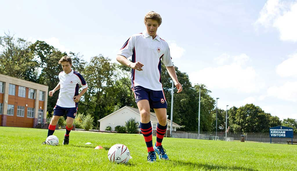 Aylesbury school sportswear